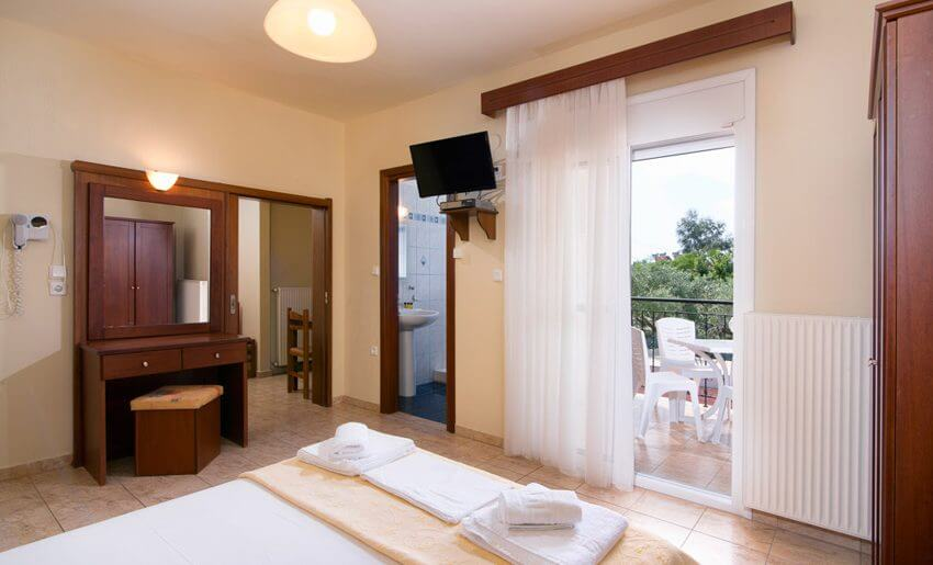 Vila Escape Golden Beach tasos apartmani