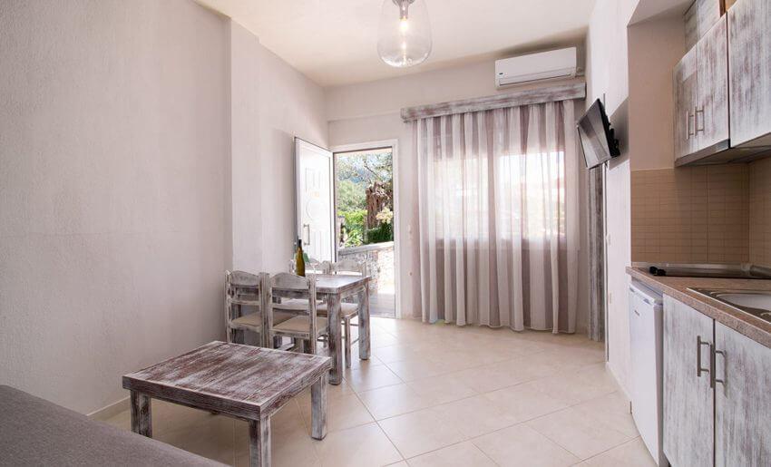 Vila Escape Golden Beach tasos deluxe apartman