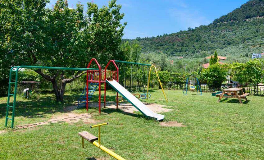 Vila Escape Golden Beach tasos igraliste za decu