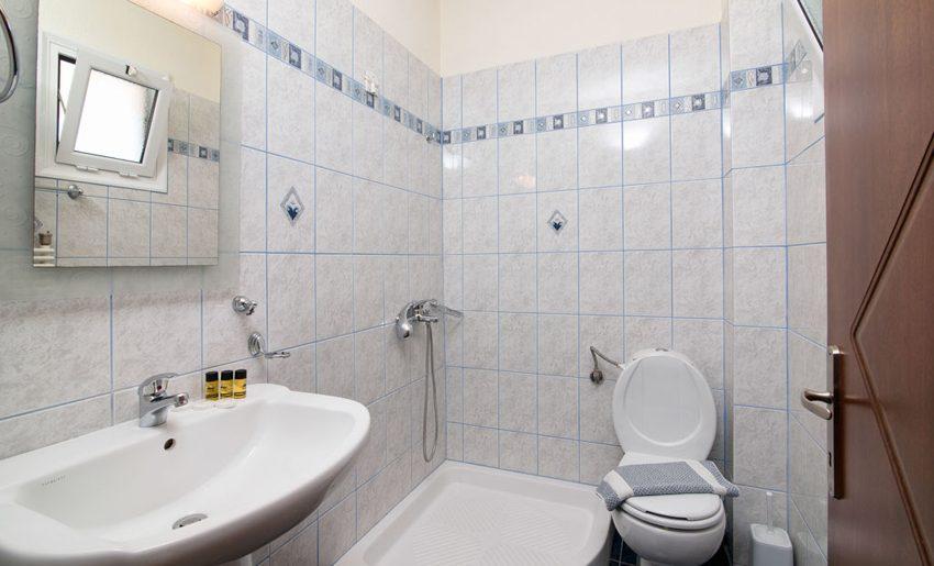 Vila Escape Golden Beach tasos kupatilo