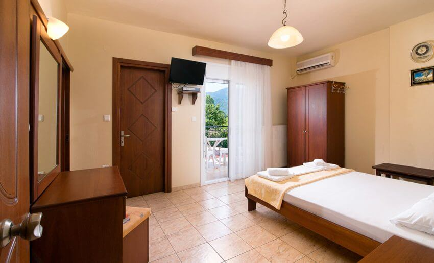 Vila Escape Golden Beach tasos studio