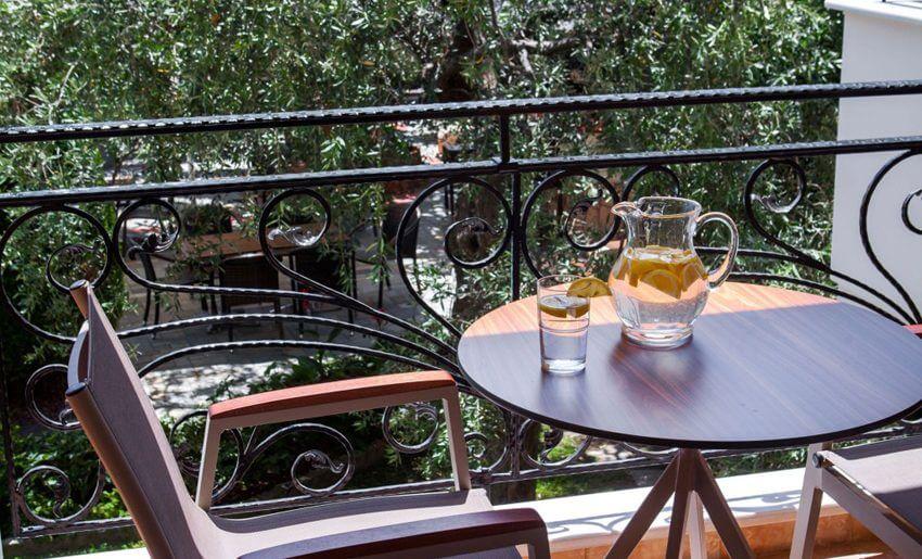 Vila Fotini tasos Limenas balkon