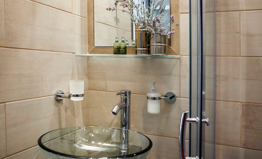 Vila Fotini tasos Limenas kupatilo