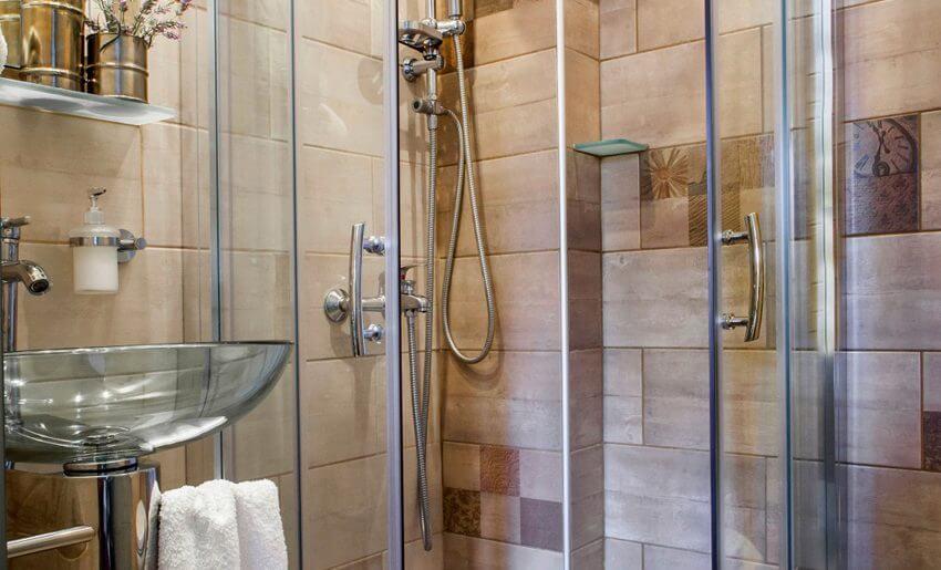 Vila Fotini tasos Limenas smestaj kupatilo