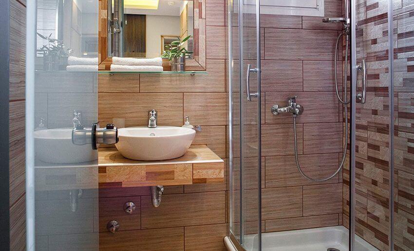 Vila Fotini tasos Limenas standardna soba kupatilo