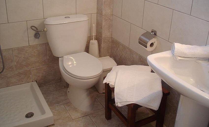Vila Konstantinos 1 tasos Limenarija kupatilo