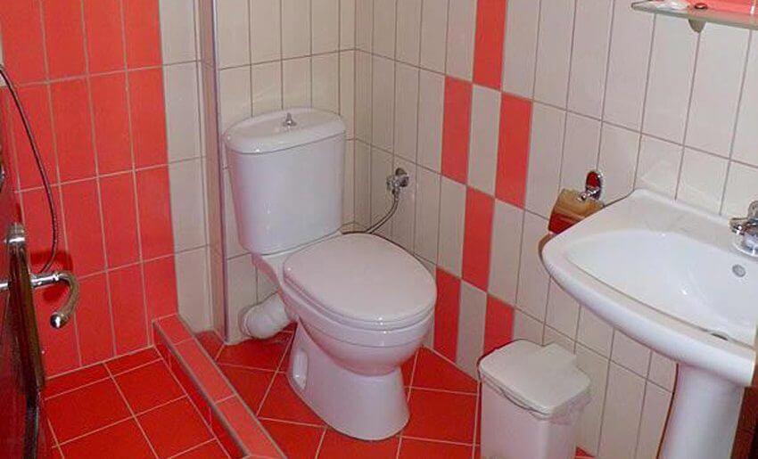 Vila Konstantinos 2 Tasos kupatilo