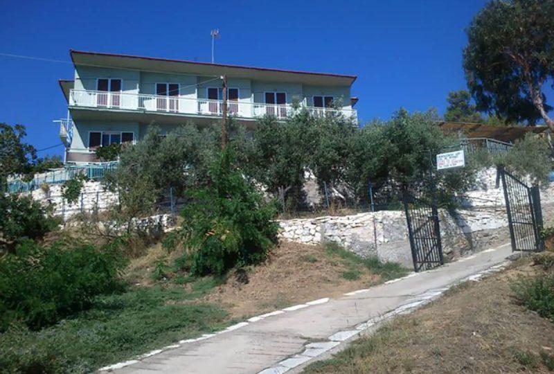 Vila Laskarina Limenarija Tasos 1