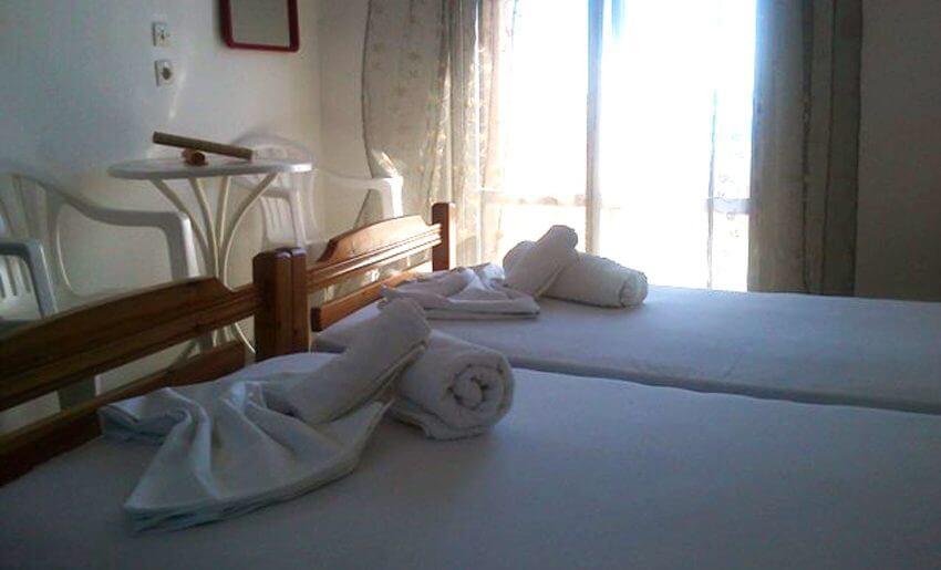 Vila Laskarina Limenarija Tasos sobe