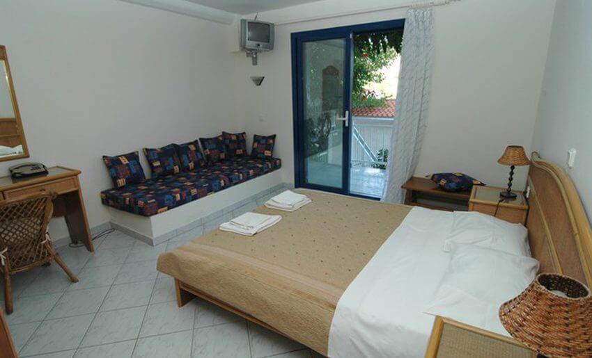 Vila Rodon House Limenarija Tasos apartmani