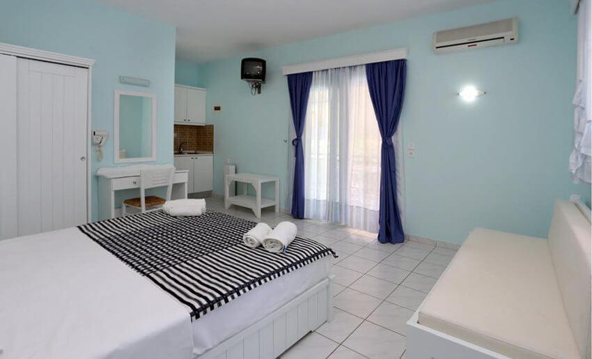 Vila Rodon House Limenarija Tasos soba