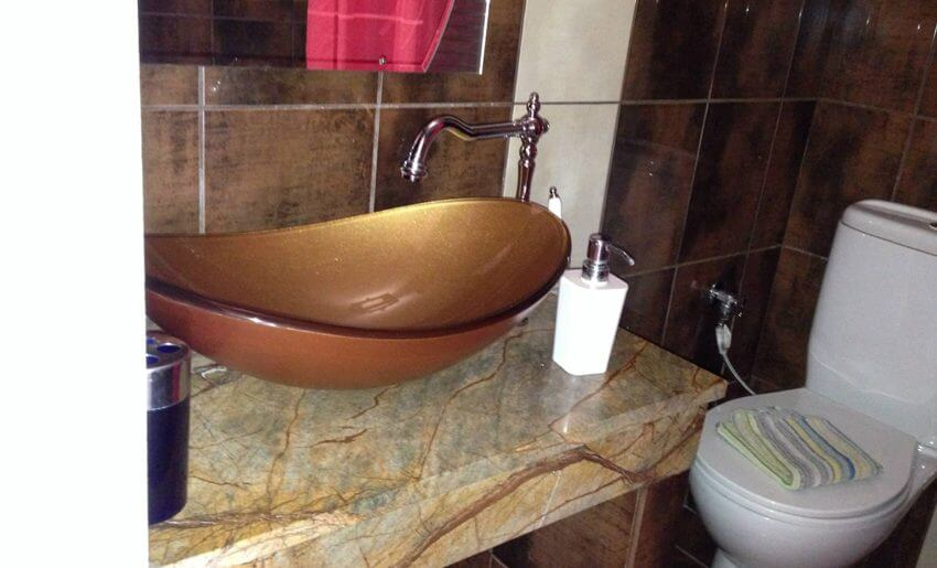 Vila Sisi potos tasos letovanje grcka kupatilo