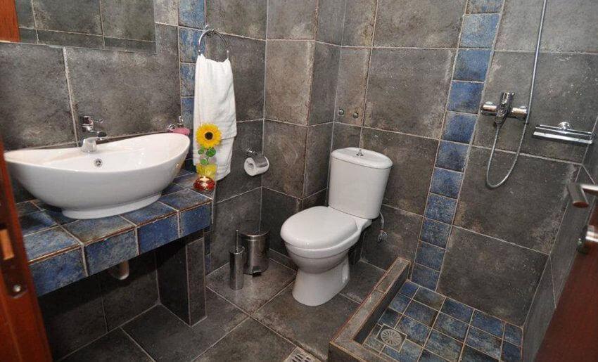 Vila Sisi potos tasos letovanje kupatilo