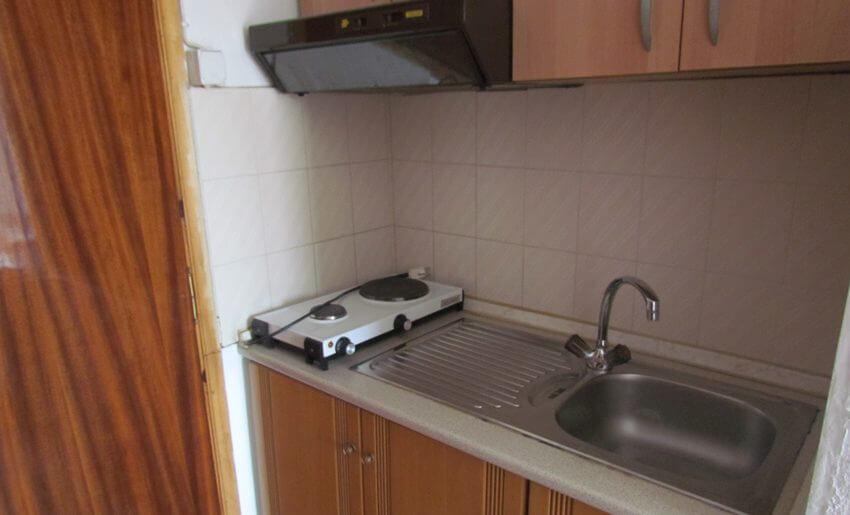 Vila Sotiria Potos tasos smestaj kuhinja