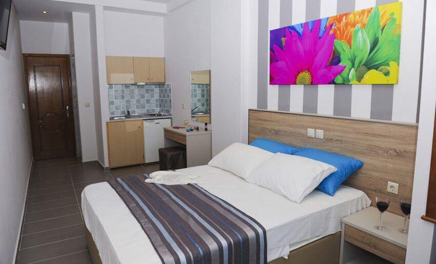 hotel asterias tasos limenarija studio grcka 1