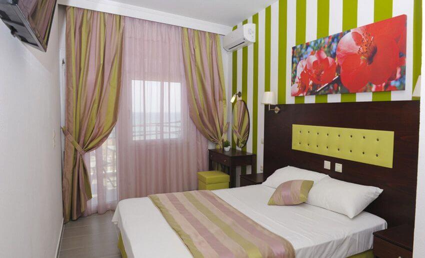 hotel asterias tasos soba 1