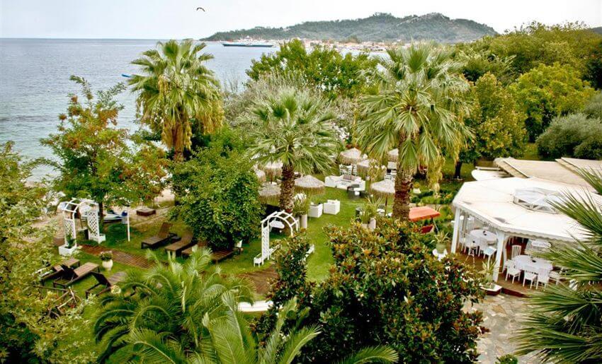 tarsanas beach villa basta
