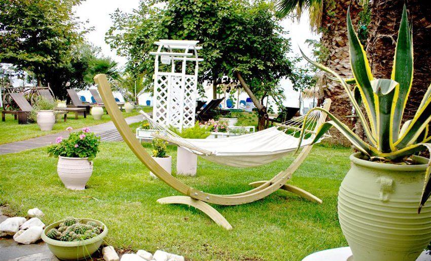 tarsanas beach villa tasos lezaljka