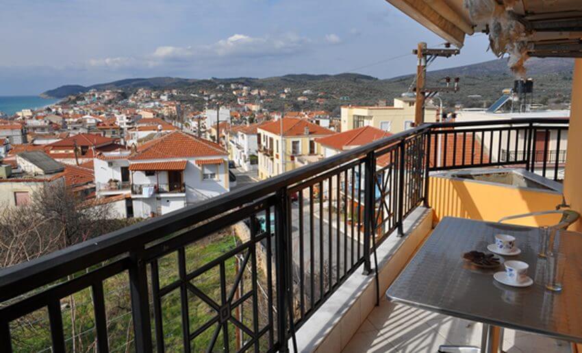 vila katerina limenarija smestaj grcka