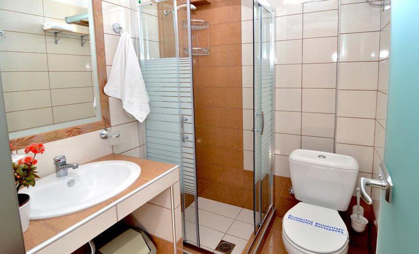 Boomerang Vila Potos Tasos kupatilo