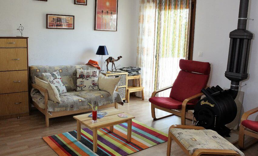 Serenity House tasos grcka apartmani dnevna soba 2