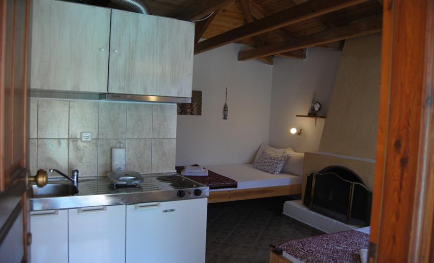 Aliki Stone House Tasos grcka kuhinja