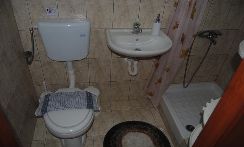 Aliki Stone House Tasos grcka kupatilo