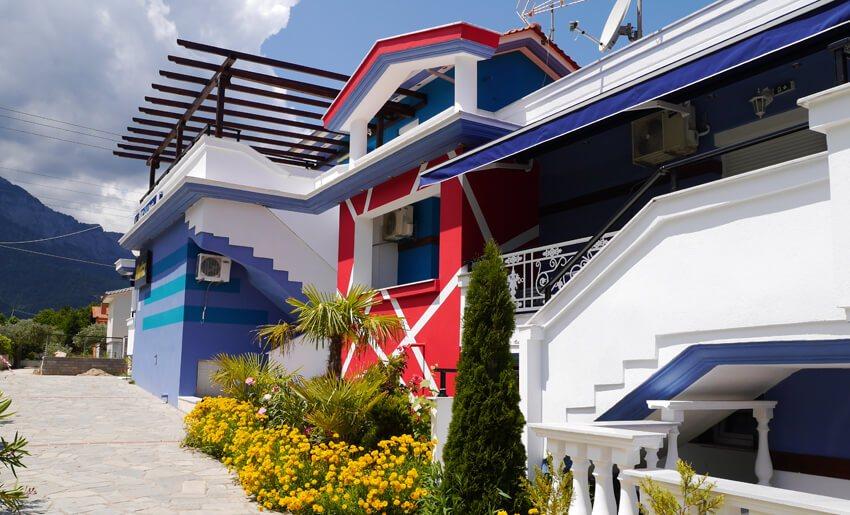 Blue Sea Beach Boutique Resort letovanje tasos