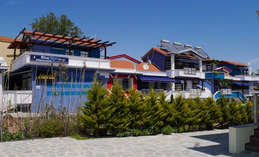 Blue Sea Beach Boutique Resort tasos