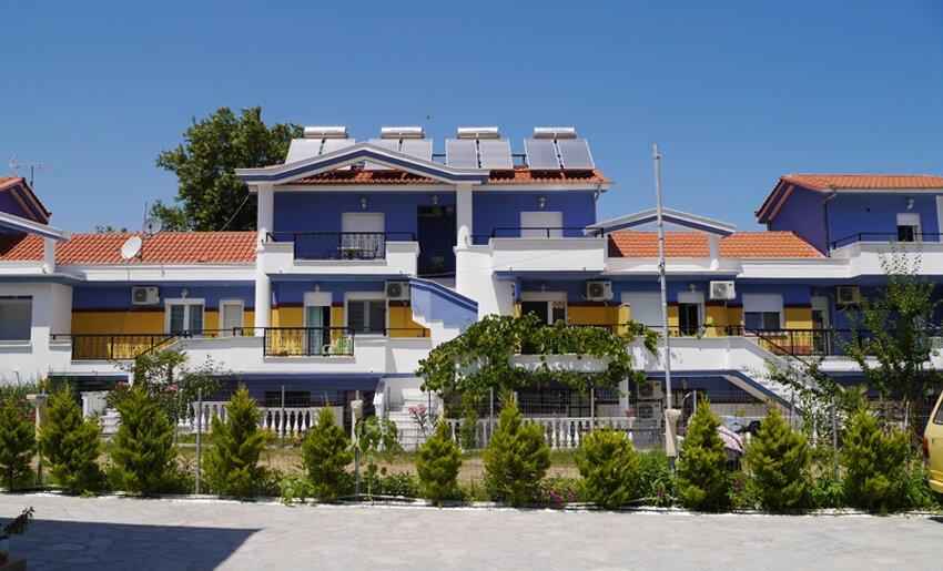 Blue Sea Beach Boutique Resort zgrada