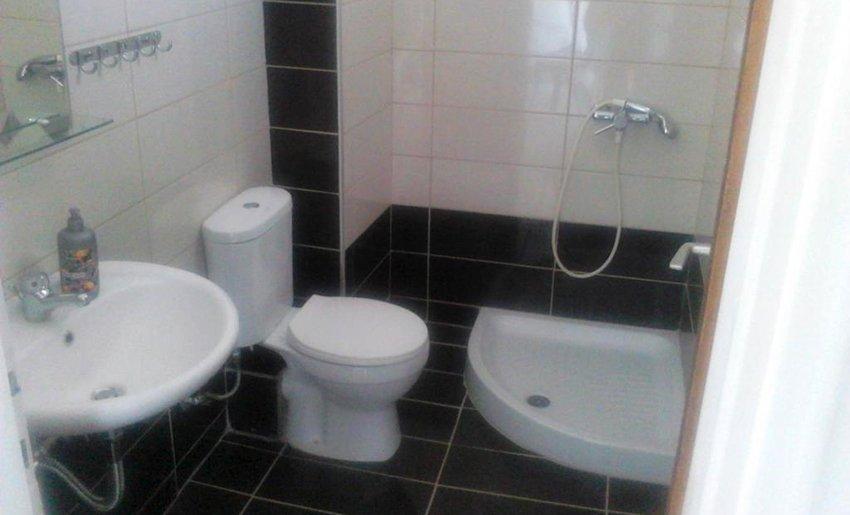 Dizeldorf Vila Tasos kupatilo