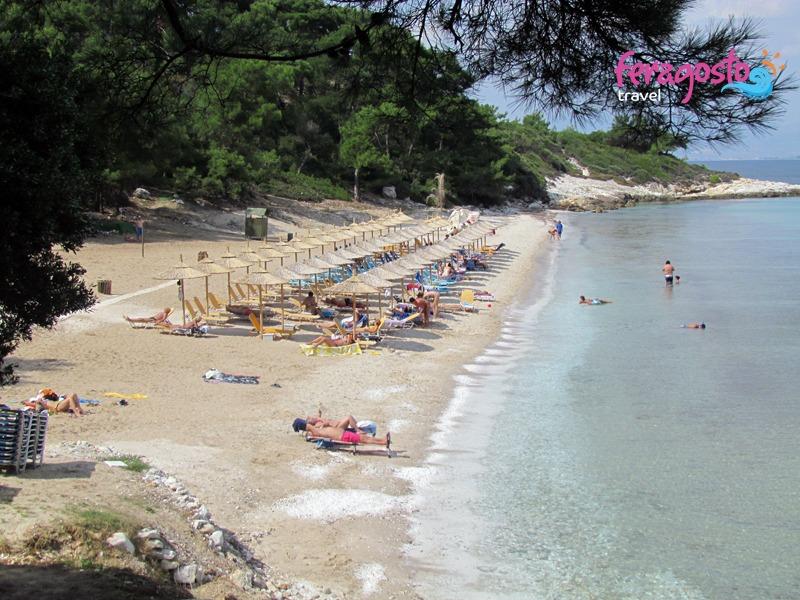 Glikadi Plaža tasos grcka letovanje