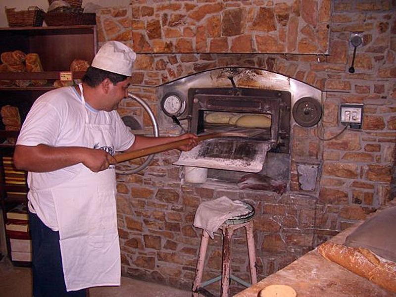 Ksilofournos pekara skala potamia