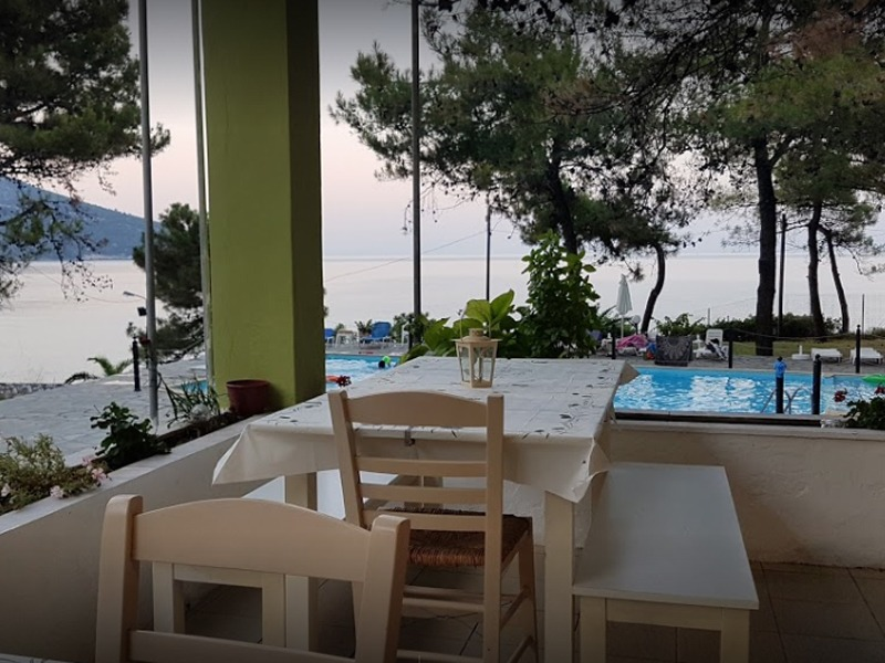Restoran Loutrou tasos grcka