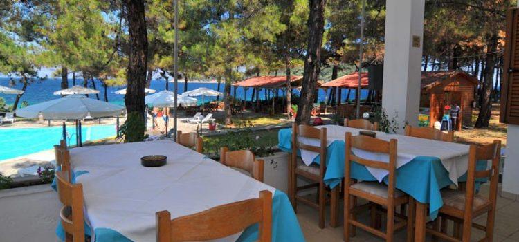 Restoran Loutrou tasos leto grcka