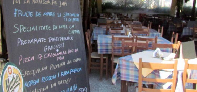 Taverna Aquarius tasos potos grcka