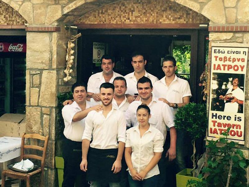 Taverna Iatrou grcka tasos