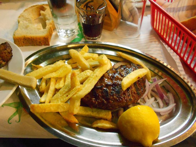 Taverna Iatrou grcka