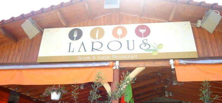 Taverna Larous tasos