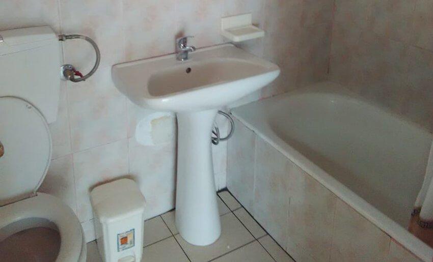 Venetia Vila Tasos grcka smestaj kupatilo