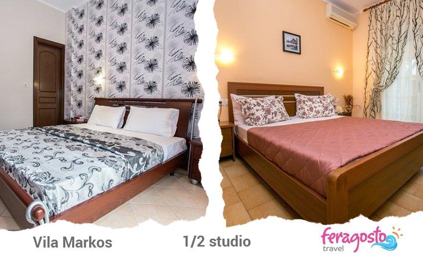 Vila Markos 1 2 studio 1
