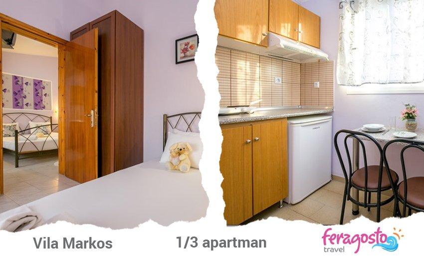 Vila Markos 1 3 apartman 1