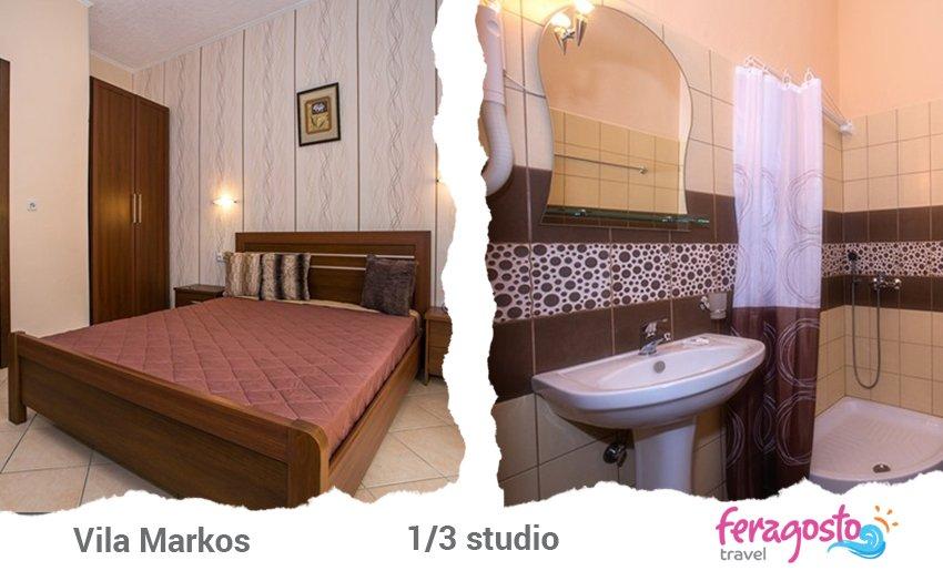 Vila Markos 1 3 studio 1