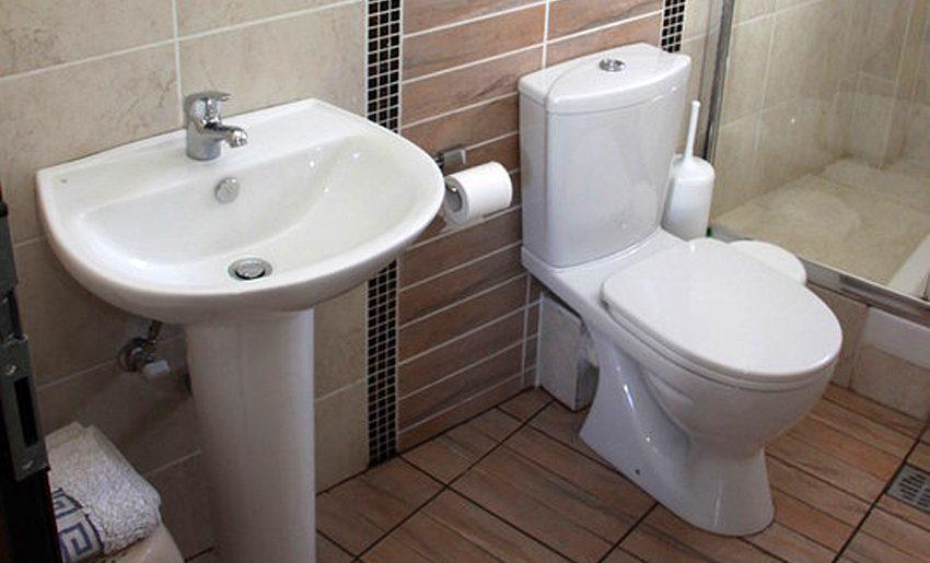 Vila Venetia potos kupatilo smestaj na tasosu grcka letovanje apartmani soba