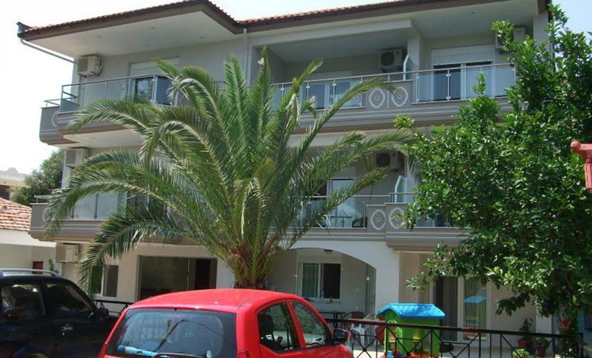 Vila Venetia potos smestaj na tasosu apartmani