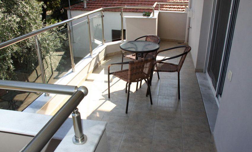 Vila Venetia potos smestaj na tasosu grcka letovanje apartmani terasa