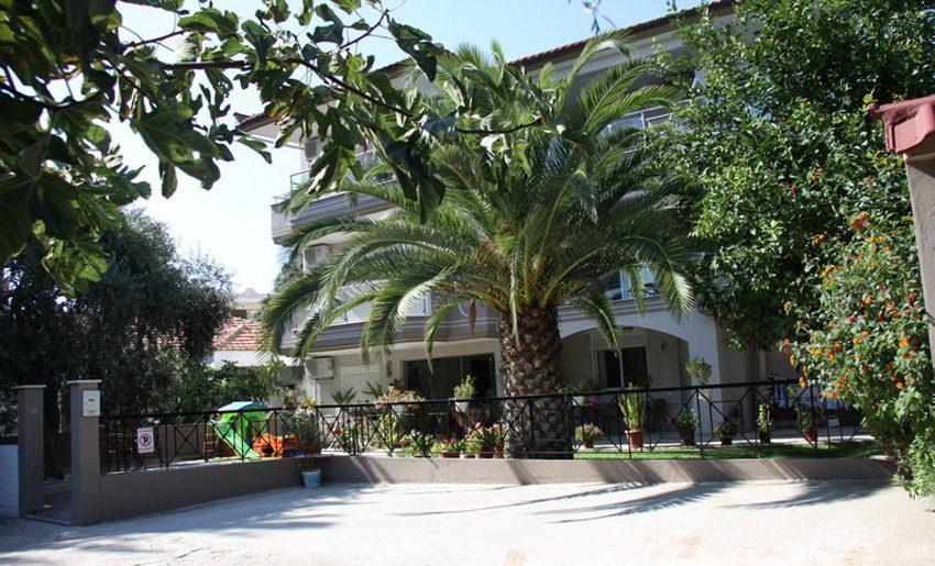 Vila Venetia potos smestaj na tasosu letovanje grcka