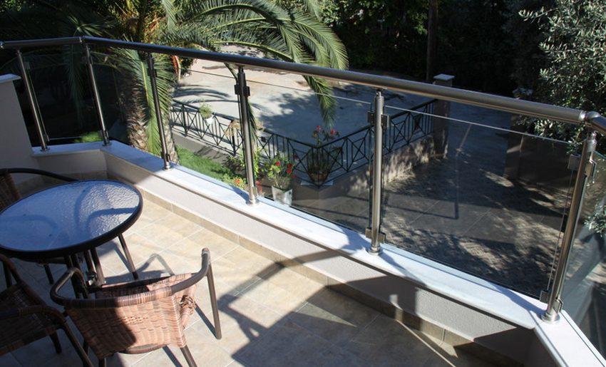 Vila Venetia potos terasa smestaj na tasosu grcka letovanje apartmani