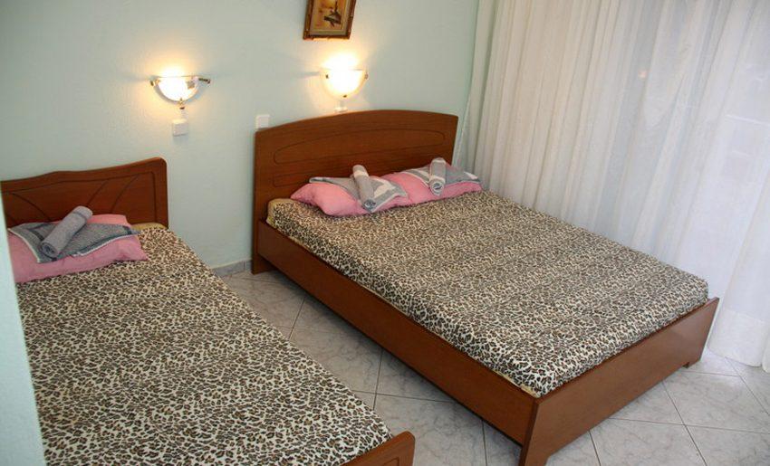 Vila dimitris tasos smestaj grcka leto soba