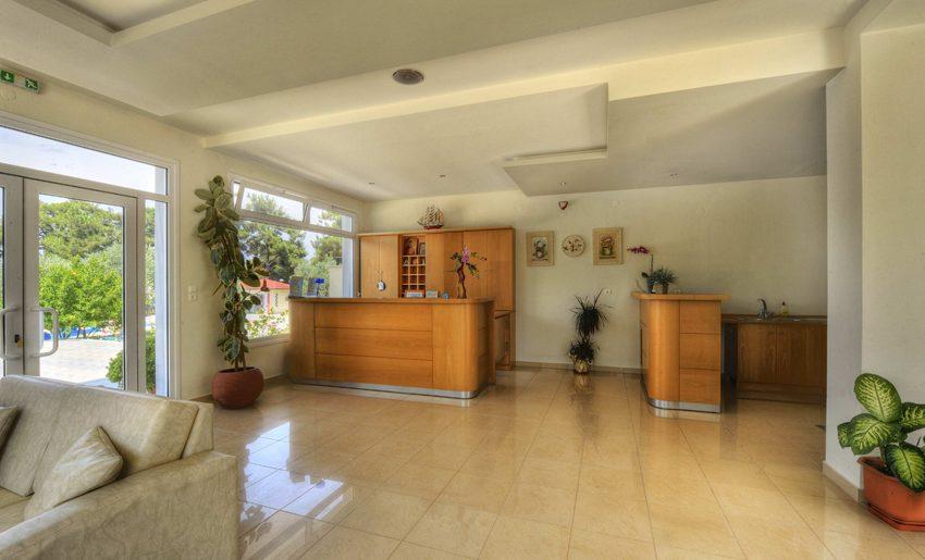 akti belvedre recepcija smestaj tasos grcka apartmani
